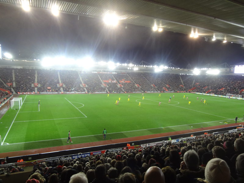St Mary S Stadium Southampton The Stadium Guide