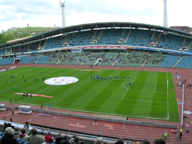 nya ullevi göteborg karta Nya Ullevi   Gothenburg   The Stadium Guide nya ullevi göteborg karta
