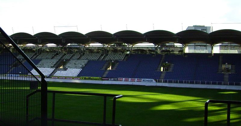Merkur Arena Graz The Stadium Guide