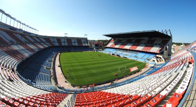 Image result for atletico madrid stadium