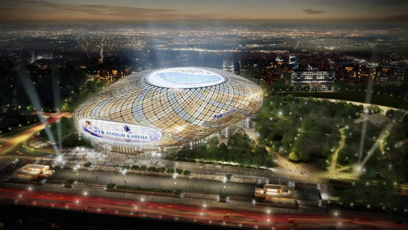 A home for Spartak, a stadium for Russia 2018 - FIFA.com