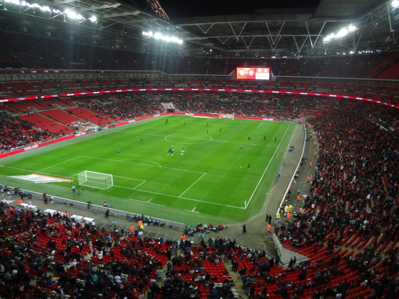 Wembley Stadium London The Stadium Guide