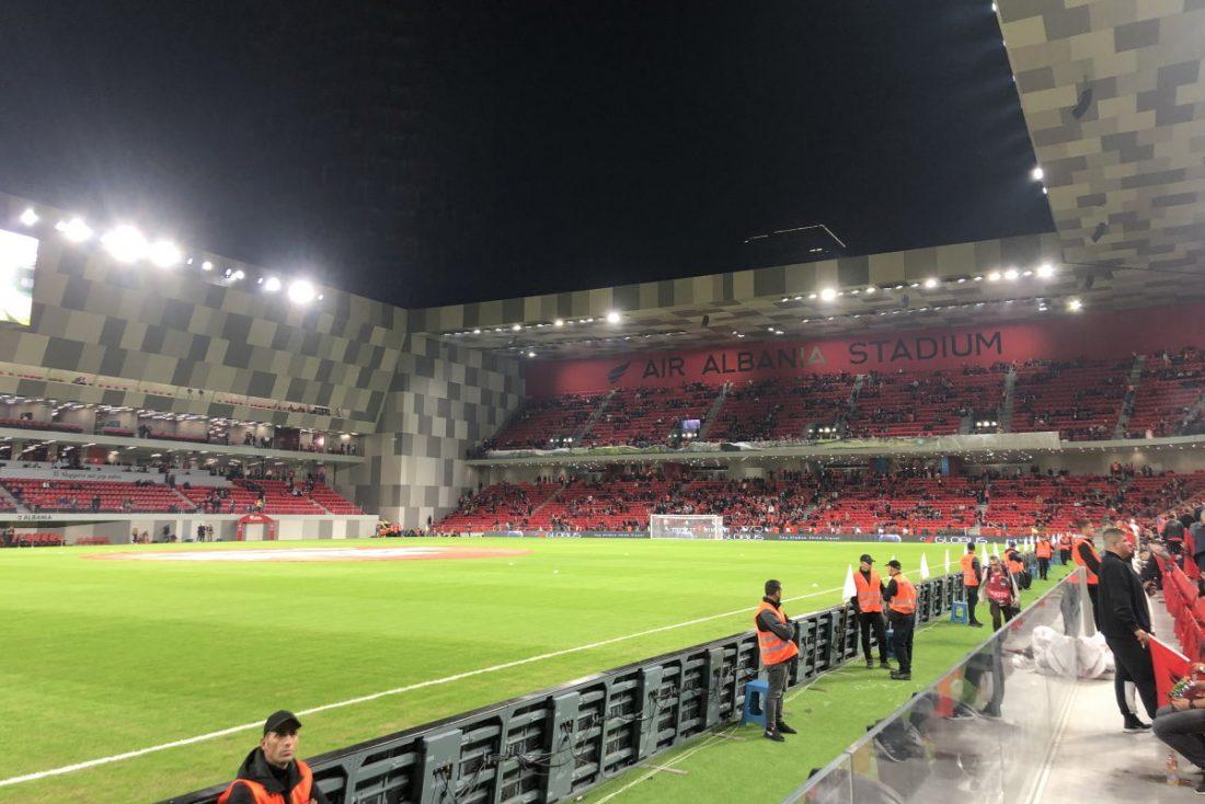 Air Albania Stadium (National Stadium) - Tirana - The Stadium Guide