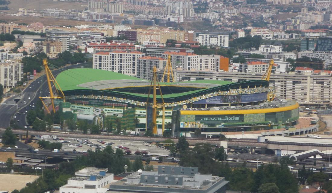 Estadio Jose Alvalade