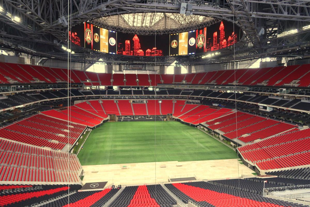 Mercedes-Benz Stadium - Atlanta - The Stadium Guide