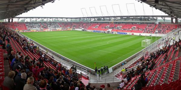 Audi Com Usa >> Audi Sportpark - Ingolstadt - The Stadium Guide