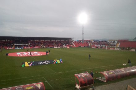 Estadio do CD Aves