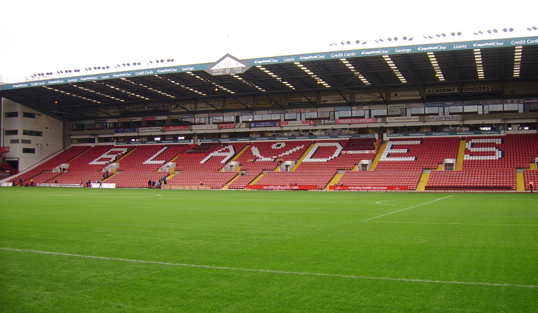 Bramall Lane - Sheffield United - Sheffield - The Stadium Guide