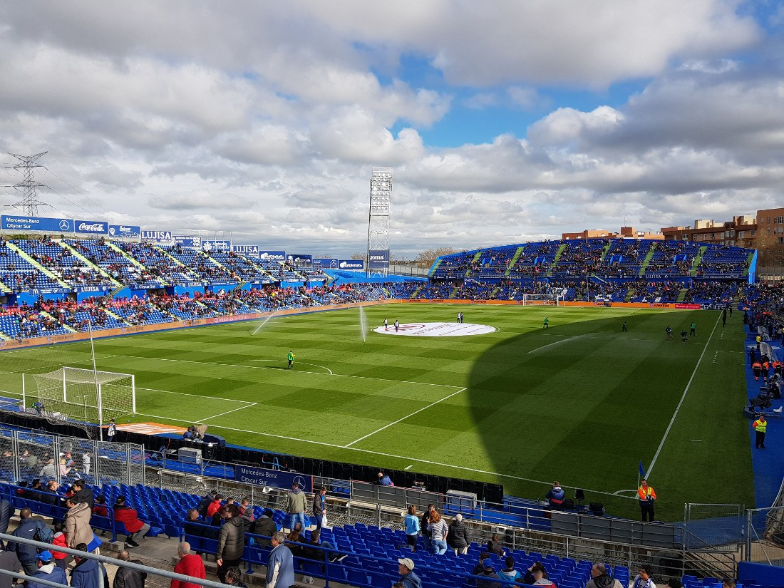 Image result for alfonso perez stadium