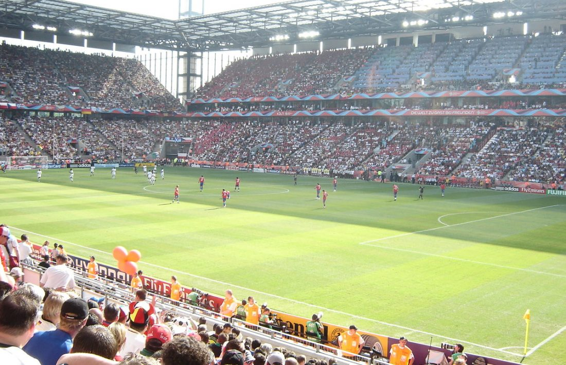FIFA World Cup Stadium Cologne