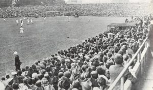 Stade Emile Verse in the 1950s