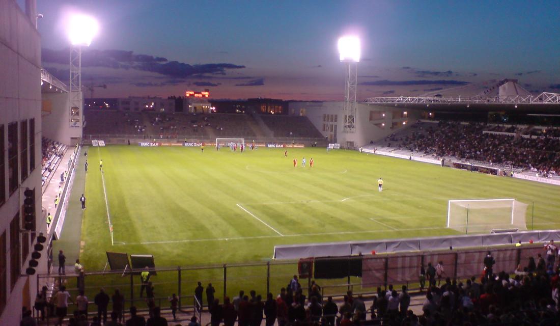 Stade des Costieres