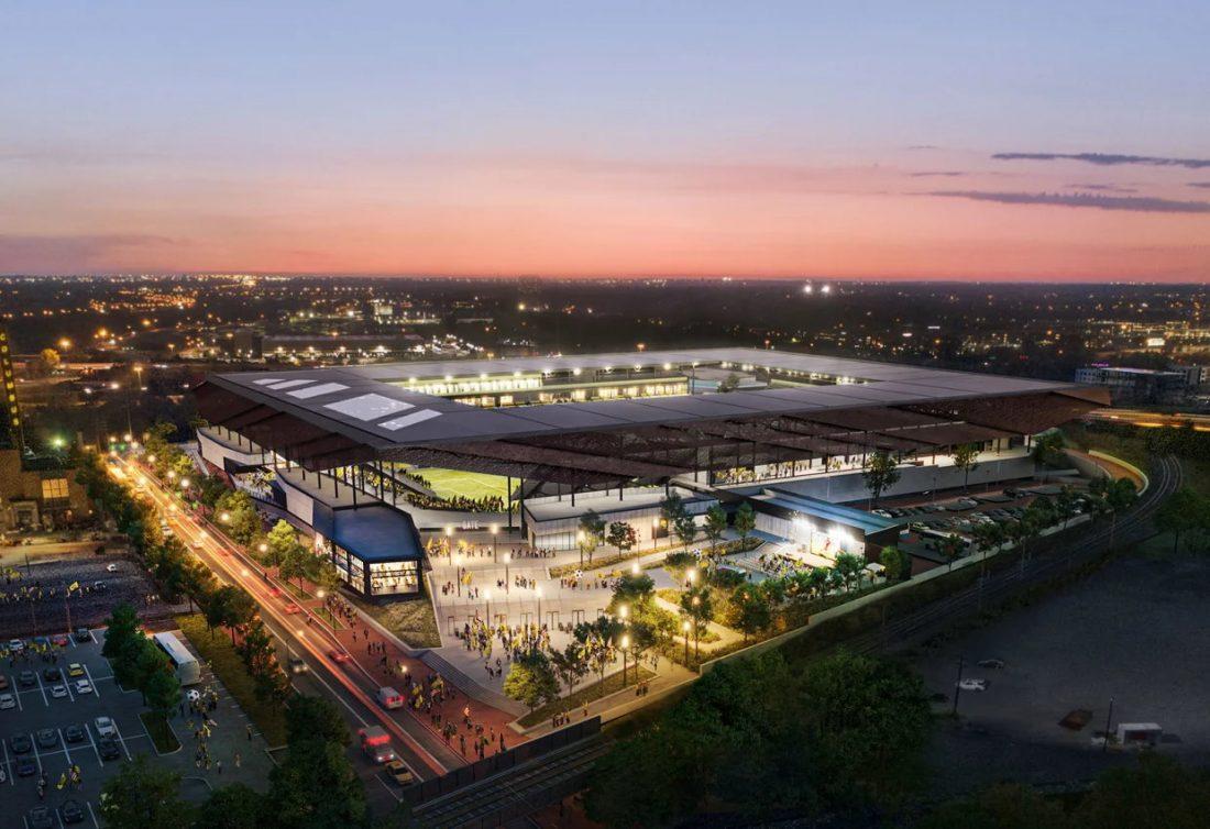 New Columbus Crew Stadium
