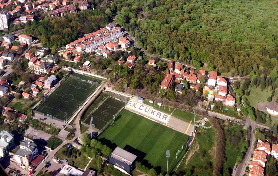 Stadion Cukaricki