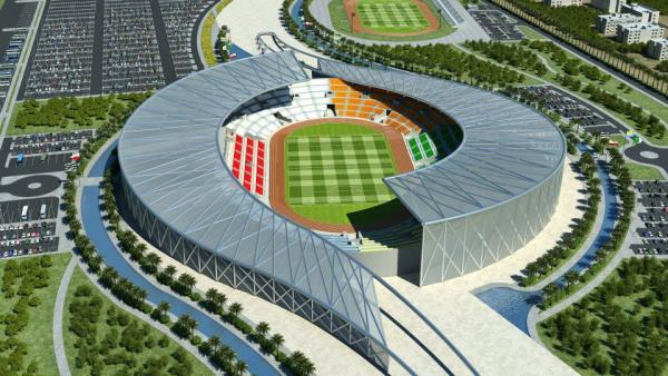 Diyali Olympic Stadium