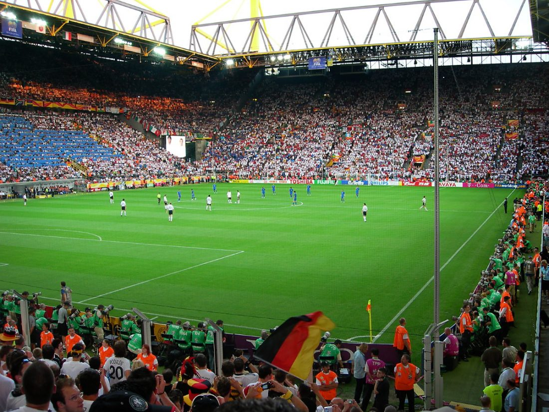 FIFA World Cup Stadium Dortmund
