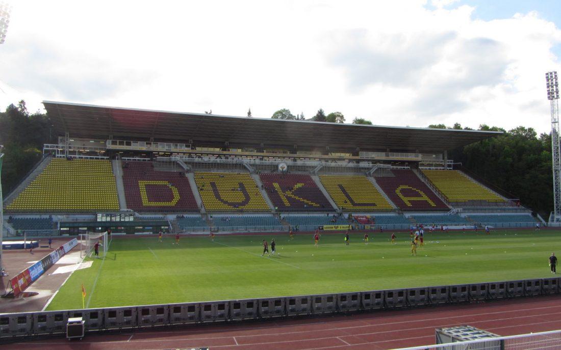 Stadion Na Julisce