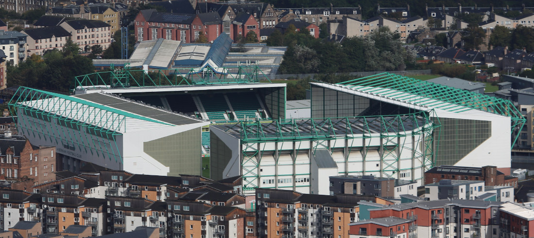 Easter Road Stadium