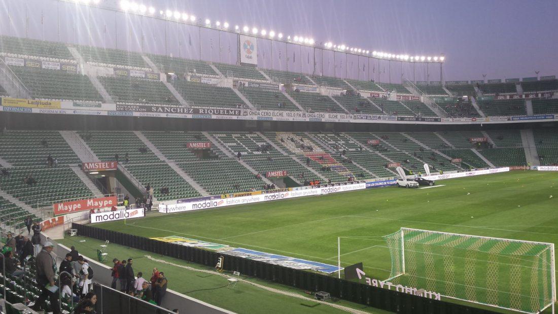 Estadio Martinez Valero