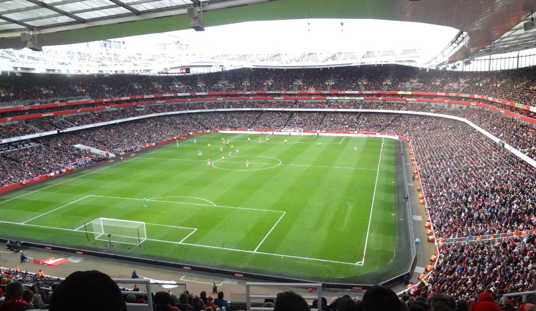 London Football Guide All 22 Stadiums The Stadium Guide