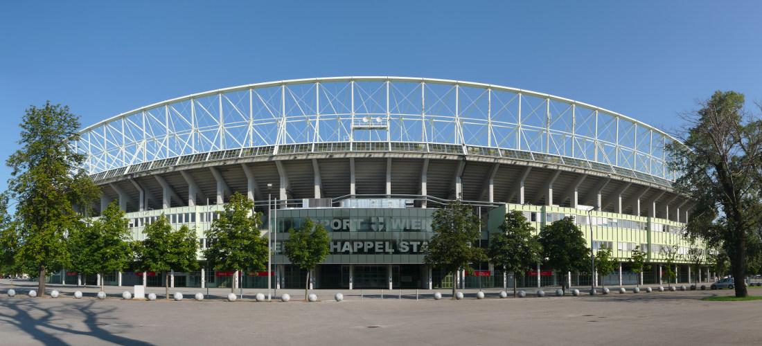 Ernst Happel Stadion Vienna The Stadium Guide