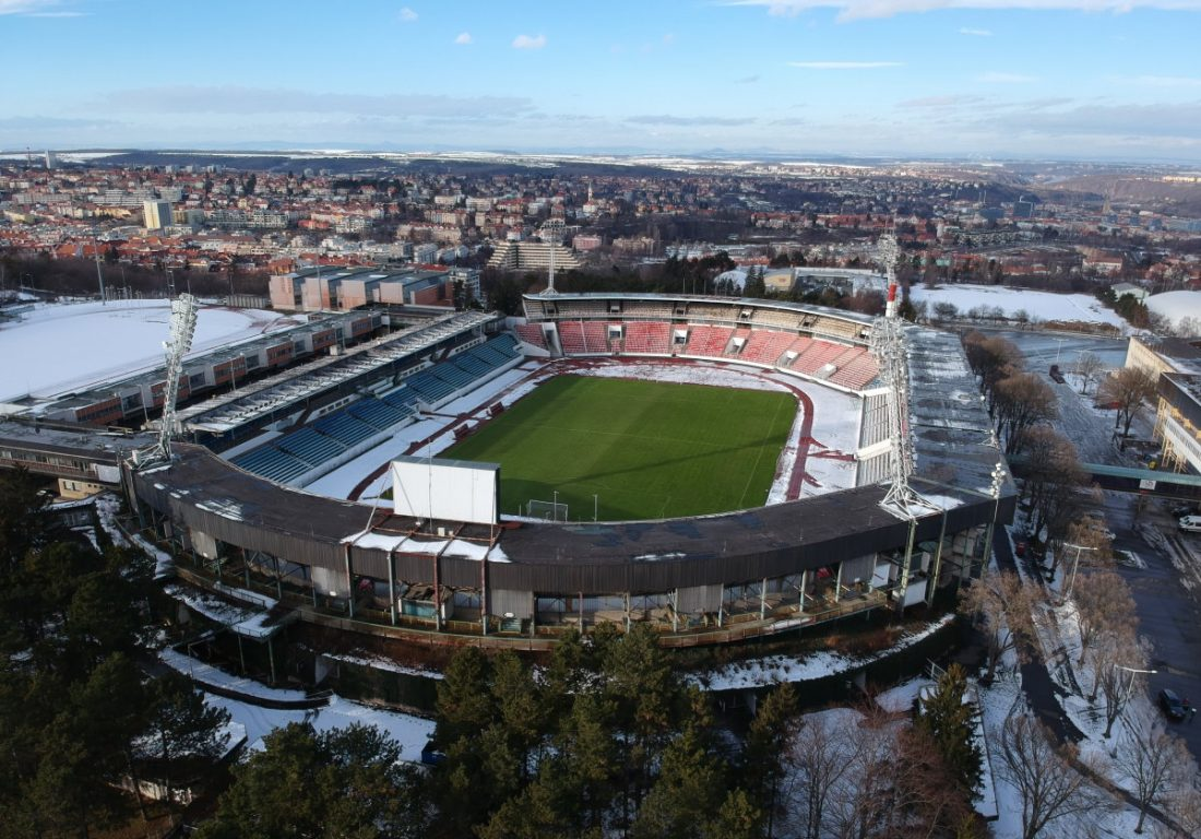 Stadion Evzena Rosickeho