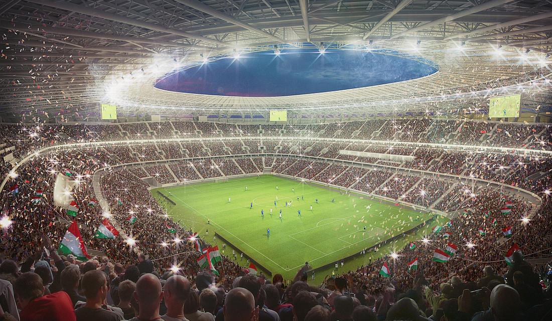Стадион Пушкаш Ференц