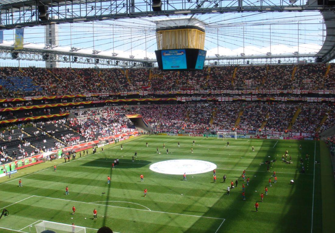 FIFA World Cup Stadium Frankfurt