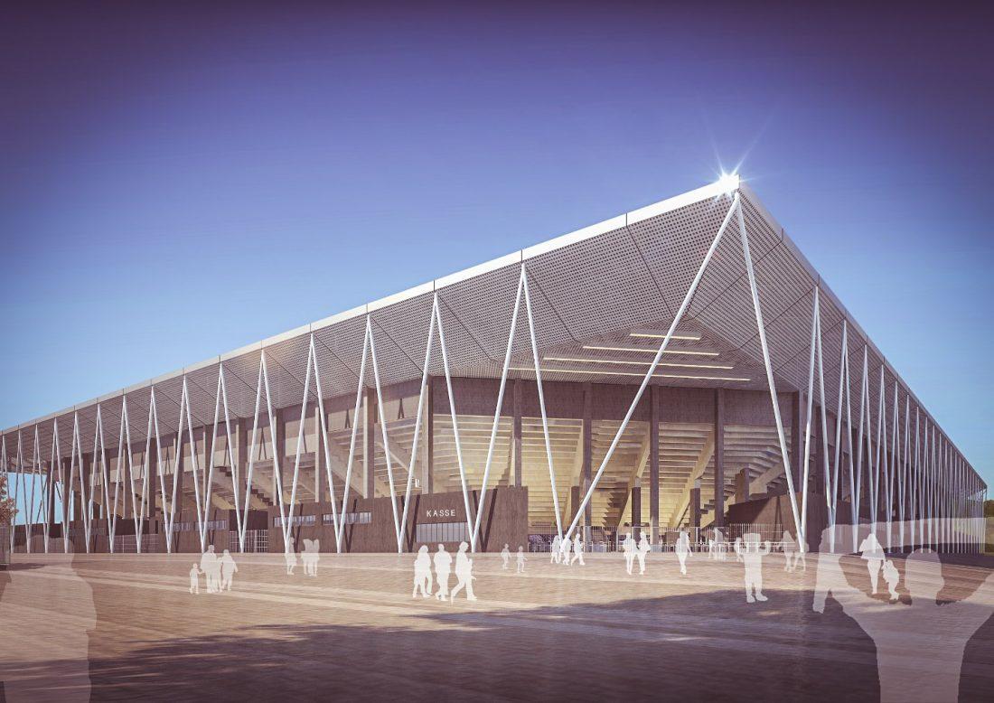 Stadion Sport Club Freiburg