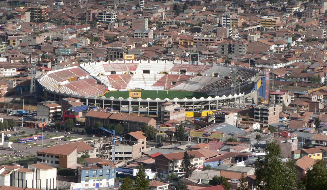 Estadio Garcilaso de la Vega