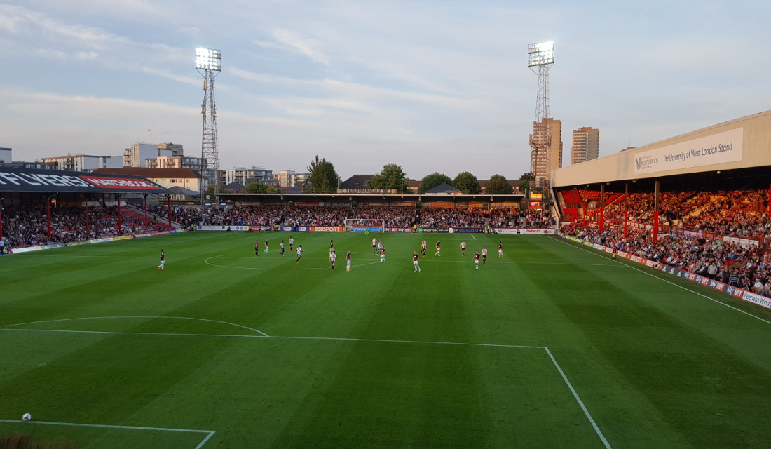 Extended closure of Lionel Road South - News - Brentford FC