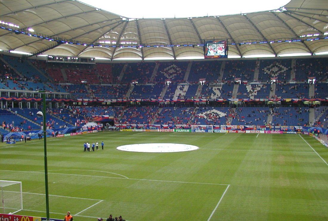 FIFA World Cup Stadium Hamburg