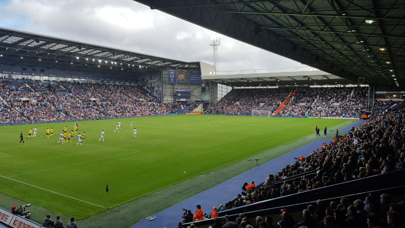 Image result for the hawthorns stadium