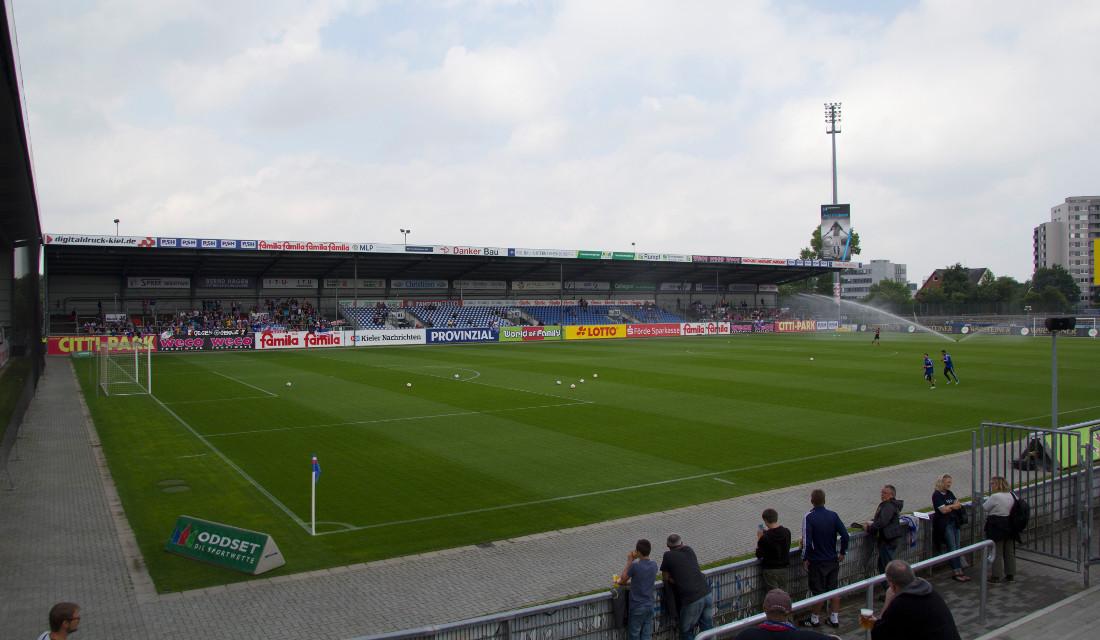 Holstein Stadion Kiel The Stadium Guide
