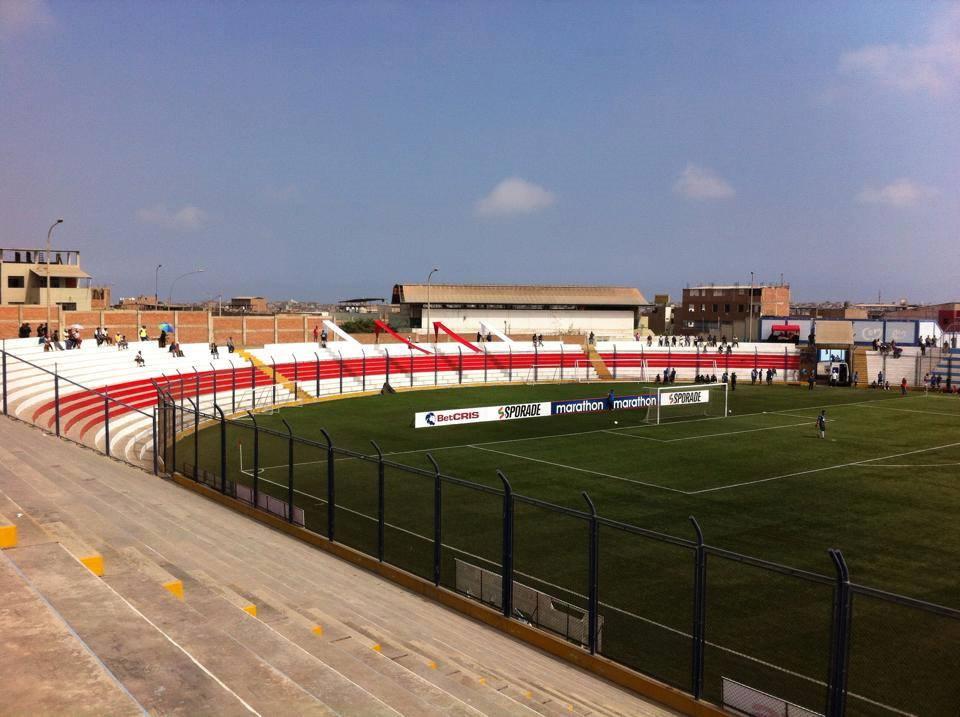 Estadio Iván Elías Moreno