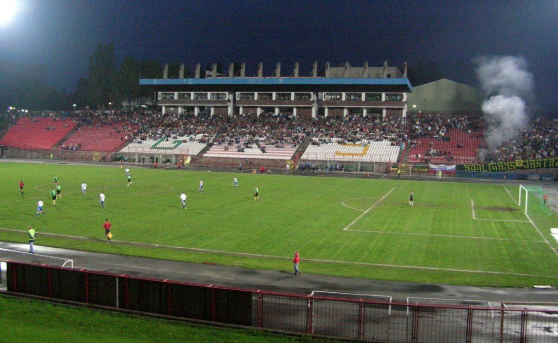 Stadion Miejski w Jastrzębiu-Zdroju