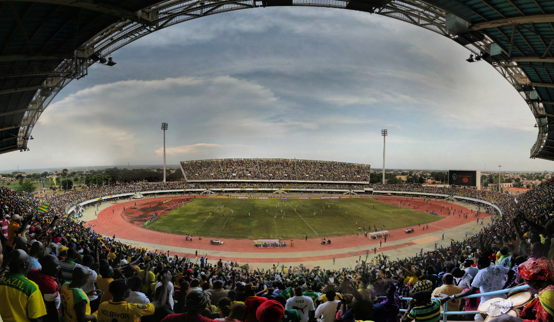 Stade De Kegue Lome The Stadium Guide