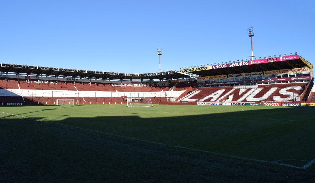 Estadio Ciudad de Lanus