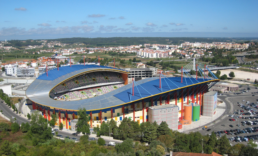 Estadio Municipal de Leiria