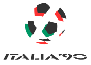 1990 World Cup logo