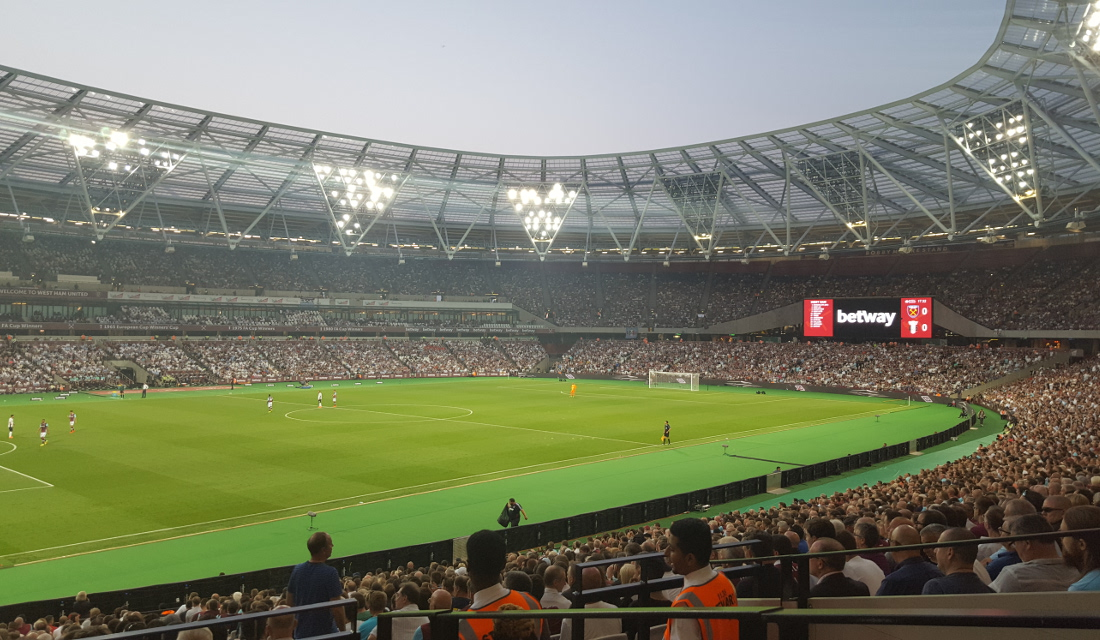 London Stadium - West Ham United - The Stadium Guide