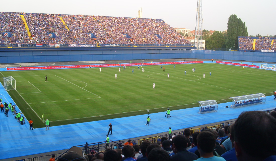 Stadion Maksimir Gnk Dinamo Zagreb The Stadium Guide