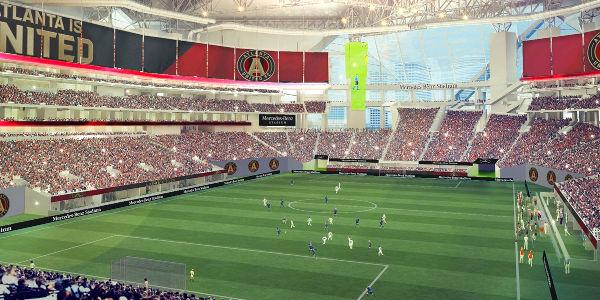 Mercedes Benz Stadium Atlanta The Stadium Guide