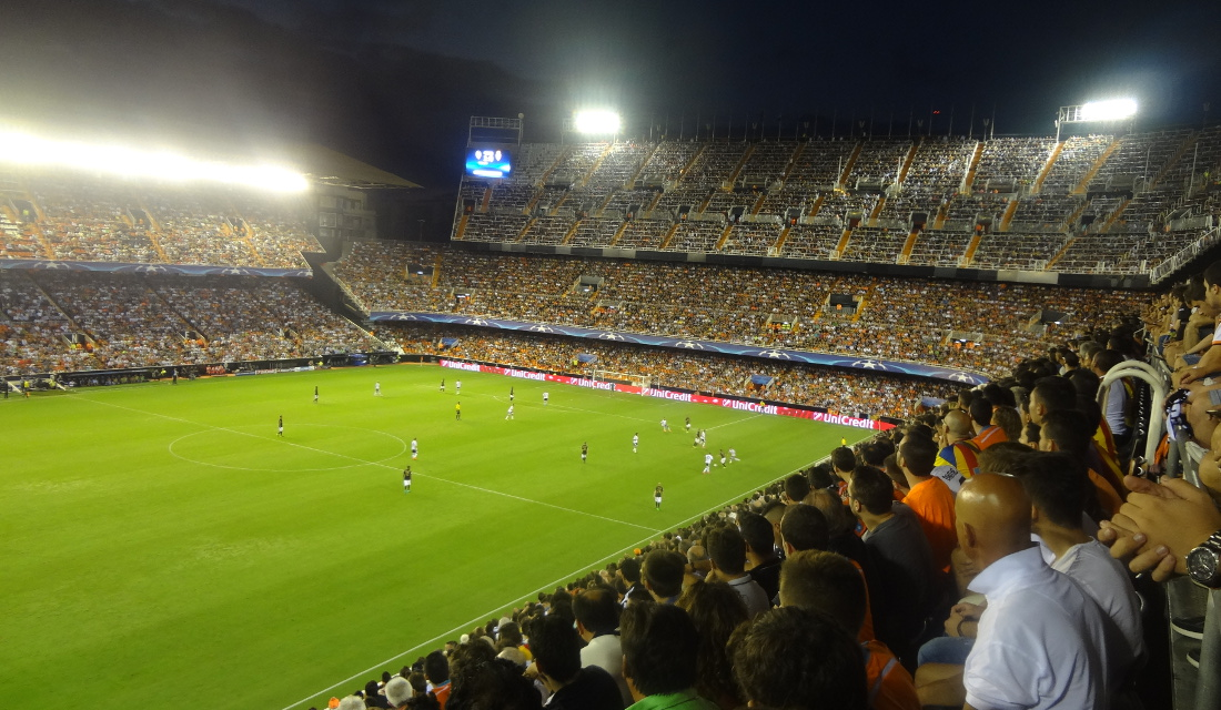 Image result for mestalla stadium