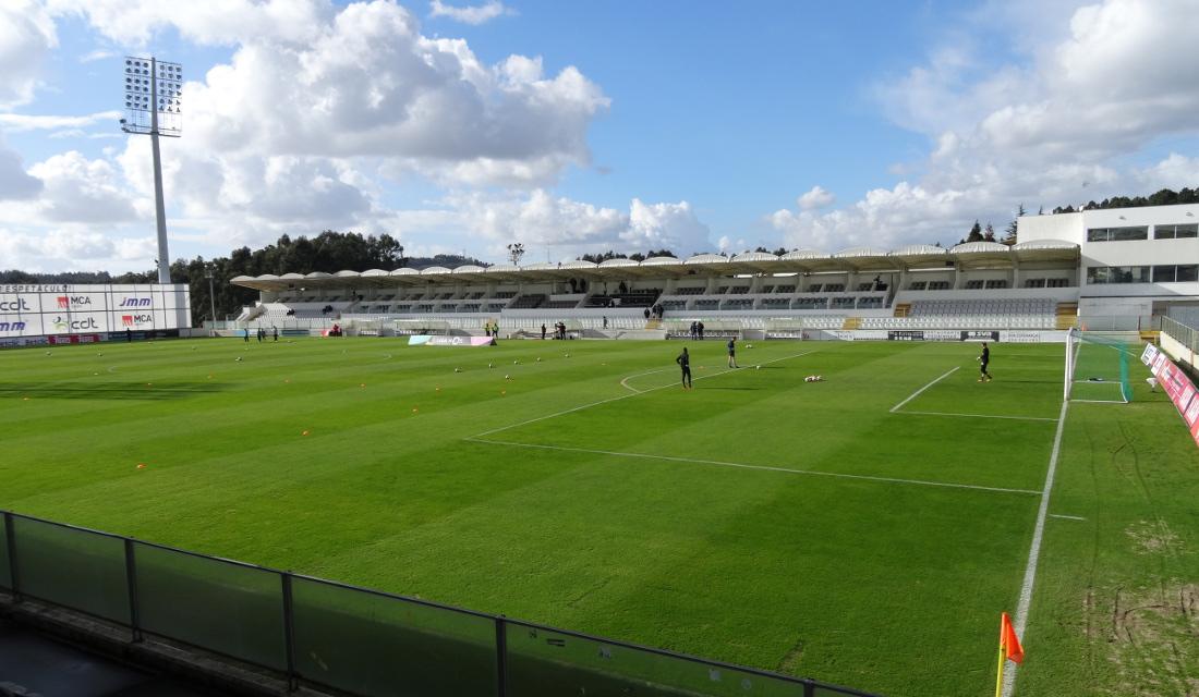 Estadio Comendador Joaquim de Almeida Freitas