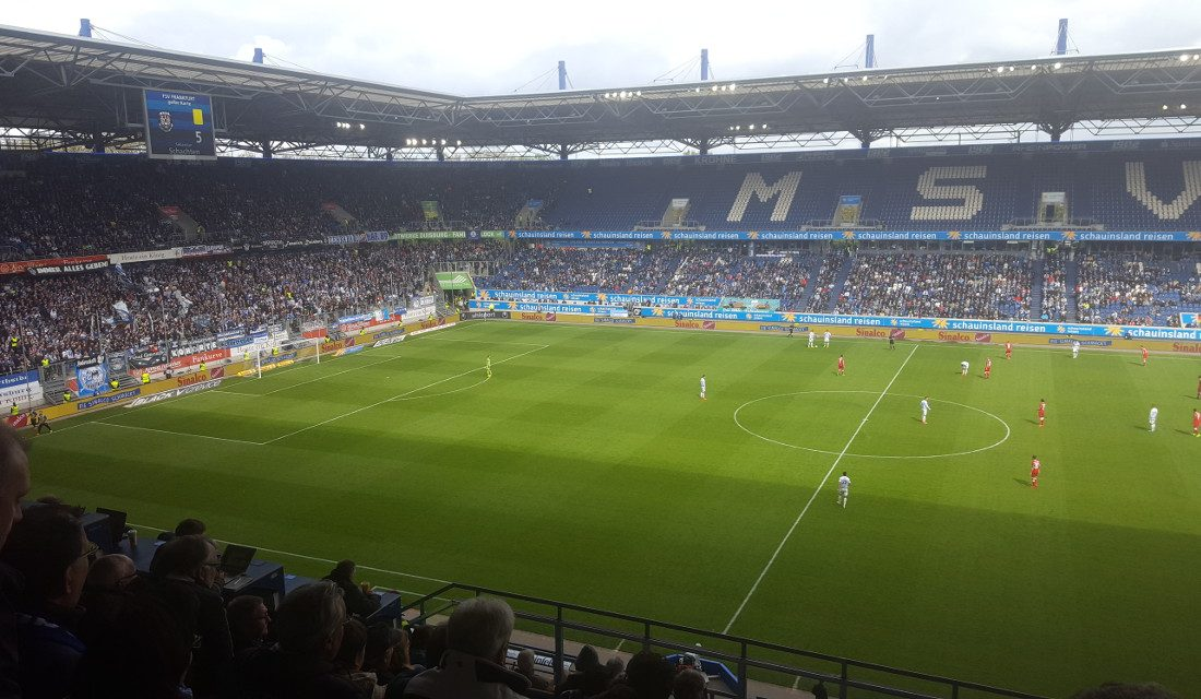 Ruhr Area Football Guide - Germany - The Stadium Guide