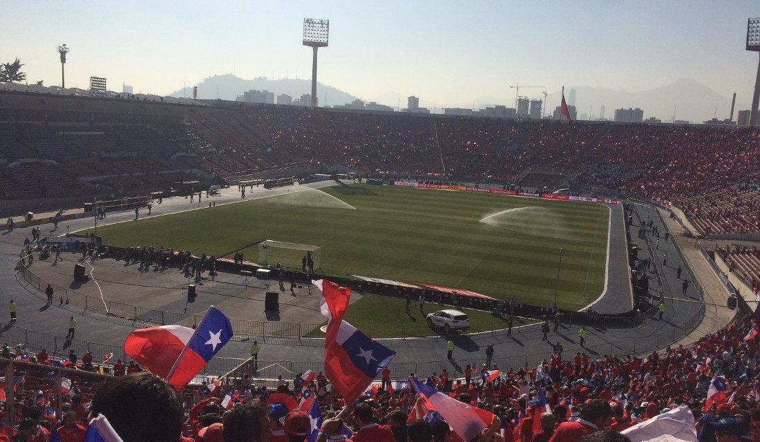 Estadio Nacional de Chile, Santiago