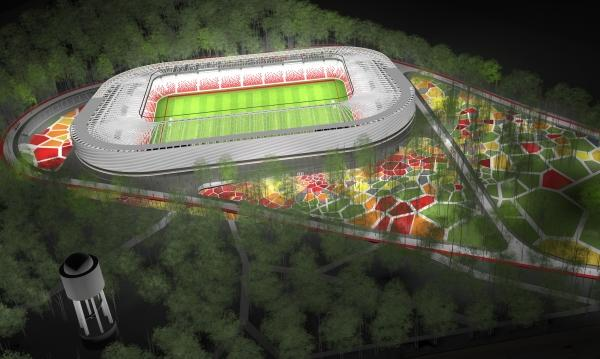 Works start on Debreceni s Nagyerdei Stadion - The Stadium Guide f6d3a4882d