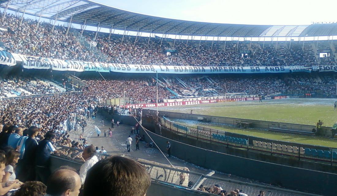 Estadio El Cilindro