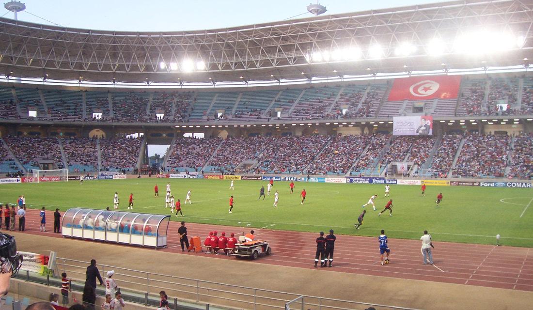 Stade de Rades